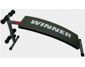 Изогнутая cкамья для пресса Winner/Oxygen Arc Sit Up Board
